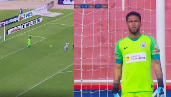 Alianza Lima - Melgar EN VIVO: Pedro Gallese salvó a los íntimos del 2-0 en Arequipa [VIDEO]