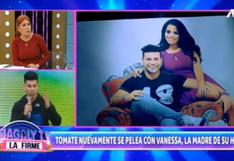 """Carlos 'Tomate' Barraza le responde a Vanessa López: """"No quiero que ella me condicione"""""""