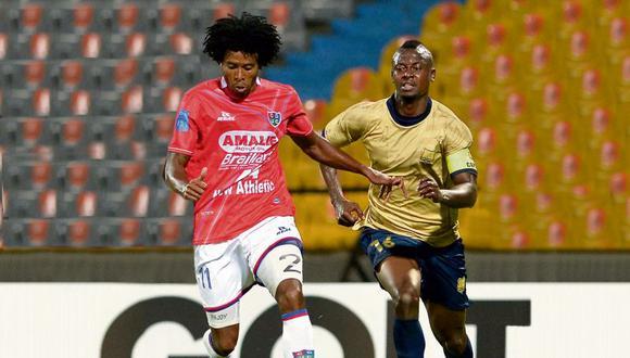 Unión Comercio eliminado de la Copa Sudamericana tras empate con Águilas Doradas