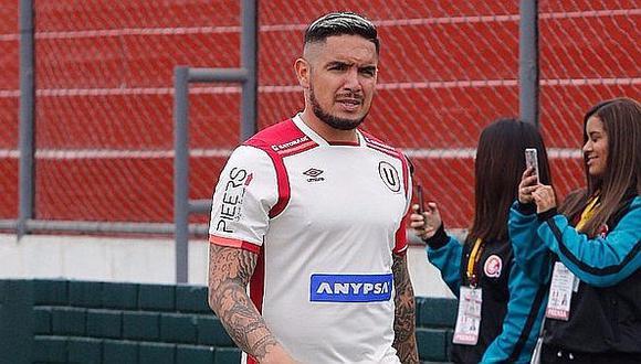 Universitario de Deportes confirmó que Juan Vargas no seguirá el 2019
