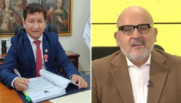 El periodista de Willax Televisión se refirió a la troleada que le hizo Guido Bellido a Mónica Delta el último domingo en Latina.