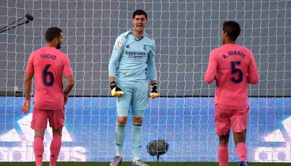 Real Madrid visitará a Barcelona en la próxima fecha de LaLiga Santander. (Foto: AFP)