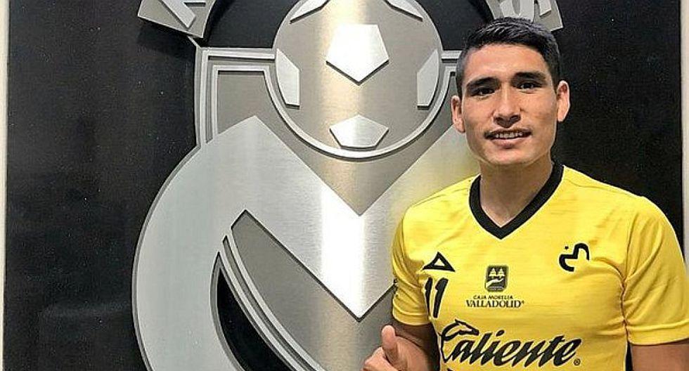 """Irven Ávila: """"Lo que me faltaba era encontrarme con el gol"""""""