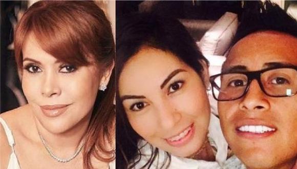 Magaly Medina habló sobre todos los escándalos que Pamela López le perdonó a su esposo Christian Cueva