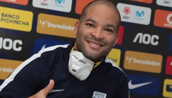 Alberto Rodríguez ha jugado cinco de los ocho partidos oficiales que ha tenido Alianza Lima. (Foto: Alianza Lima)