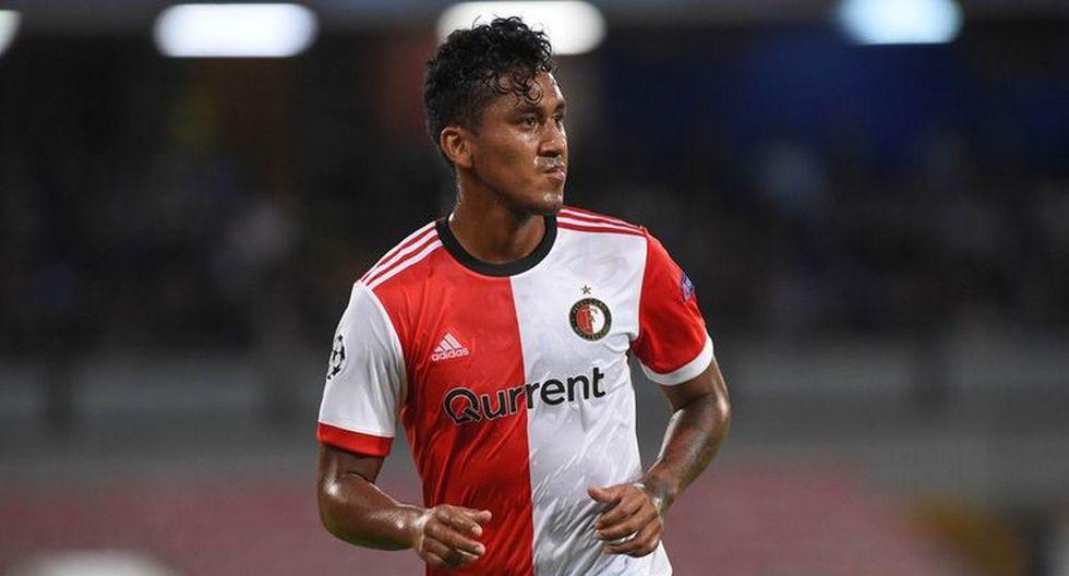 Renato Tapia sería titular con Feyenoord ante Rangers en la Europa League. (Foto: AFP)