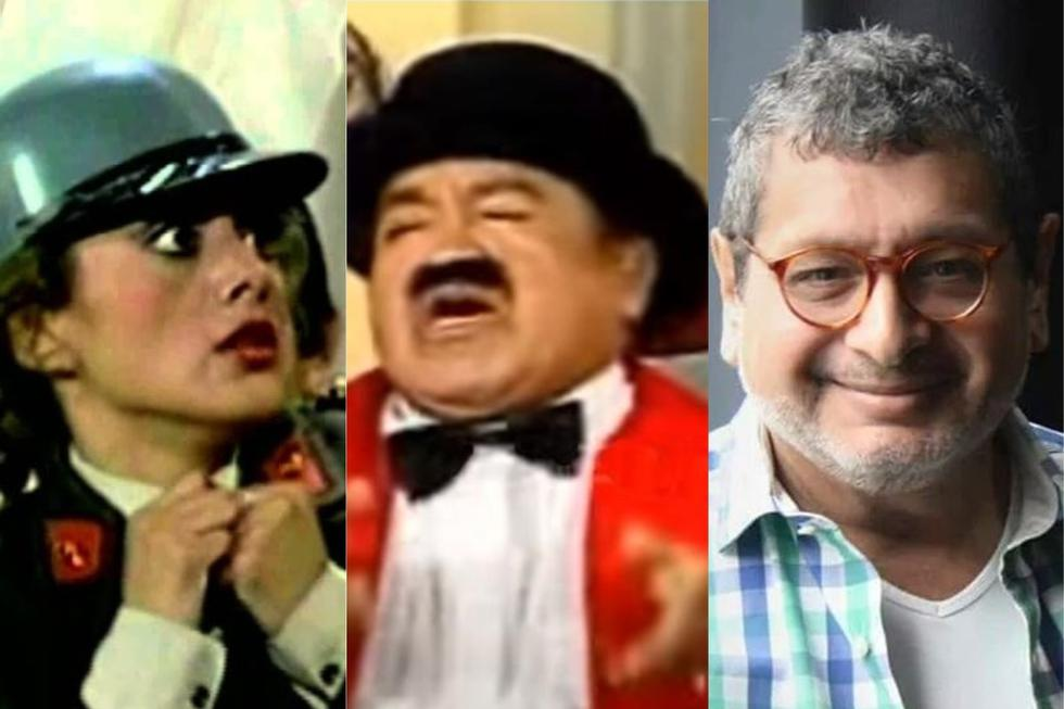 Tras el fallecimiento de Justo Espinoza Pelayo, mejor conocido como 'Petipán', recordamos a los actores cómicos del recordado programa que ya no están entre nosotros. (Foto: Archivo GEC/Captura Panamericana Televisión/@rickytosso).