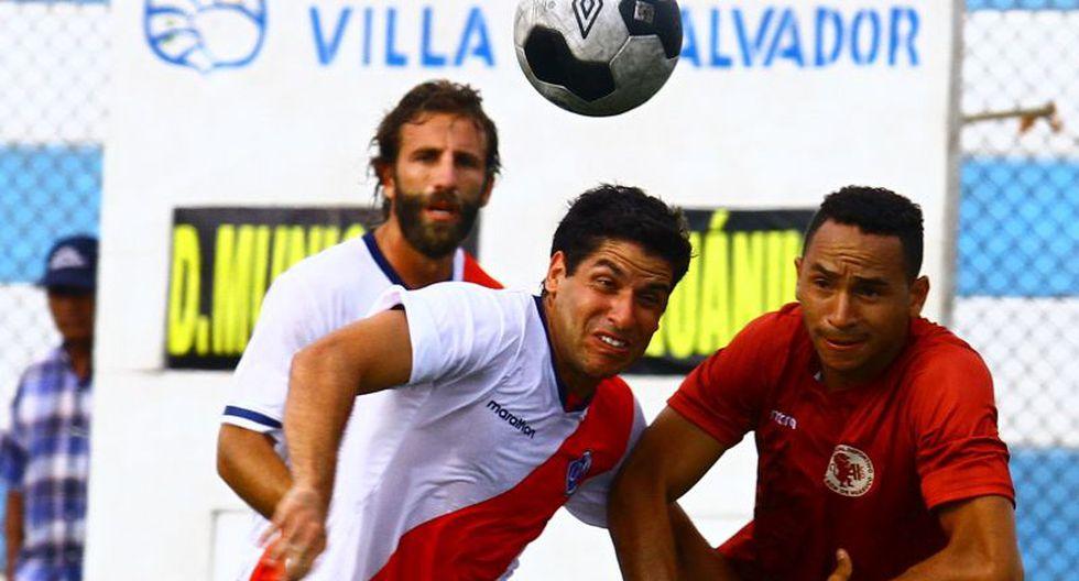 Torneo Apertura: Deportivo Municipal y León de Huánuco igualaron