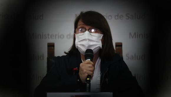 Pilar Mazzetti comentó que la reactivación económica es importante, pero que la ciudadanía debe apoyar para evitar la posibilidad de un rebrote por coronavirus. (Foto: GEC)