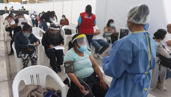 Personas entre 59 y 58 años serán vacunadas contra la COVID-19 desde el viernes 25 de junio.