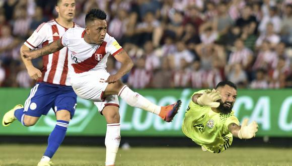 Christian Cueva jugaría en el Yeni Malatyaspor de Turquía. (Foto: AFP)
