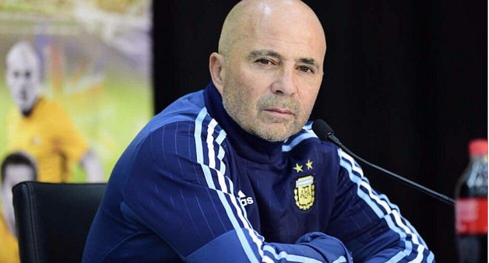 Jorge Sampaoli volvió a dejar fuera a Gonzalo Higuaín [FOTO]