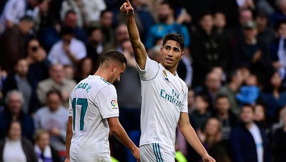Real Madrid cedió a defensa mundialista al Borussia Dortmund