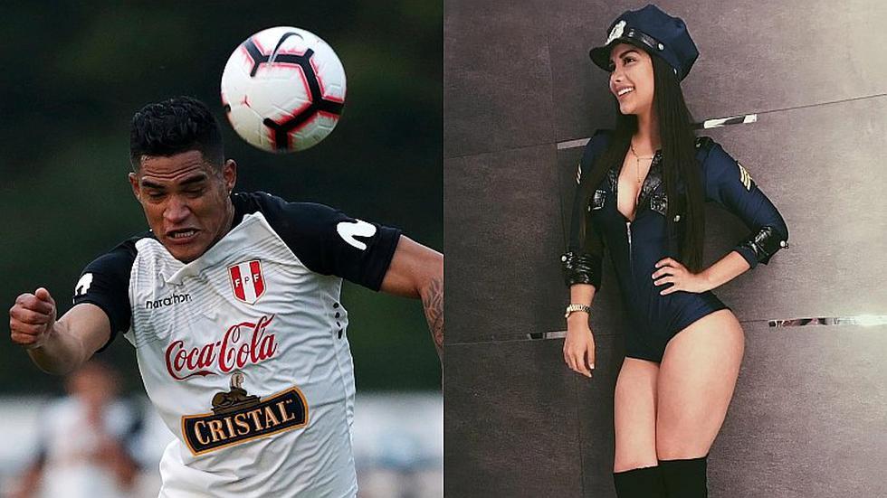 Perú vs. Chile | Anderson Santamaría admite vínculo con Valeria Roggero, sobrina de Jefferson Farfán | FOTOS