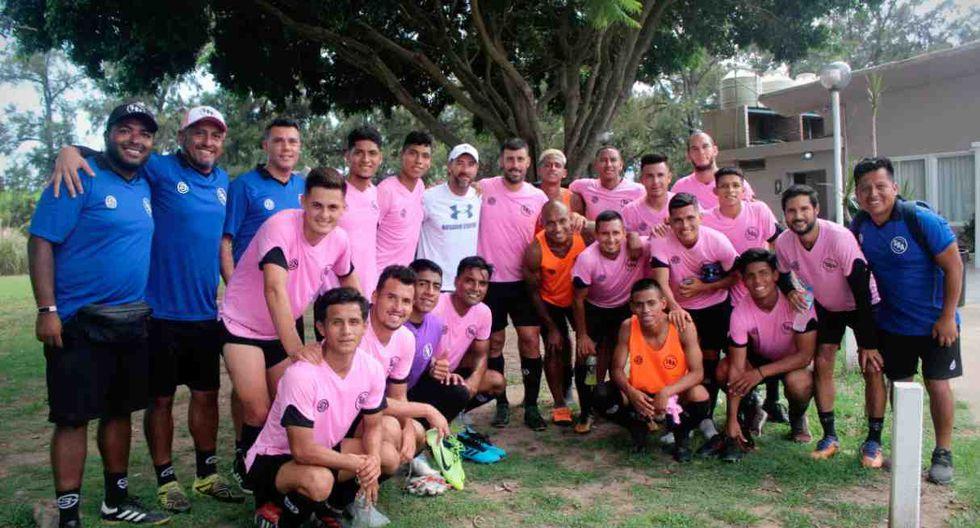 Sport Boys jugará con Peñarol en la 'Noche Rosada'. (Foto: @sportboys)