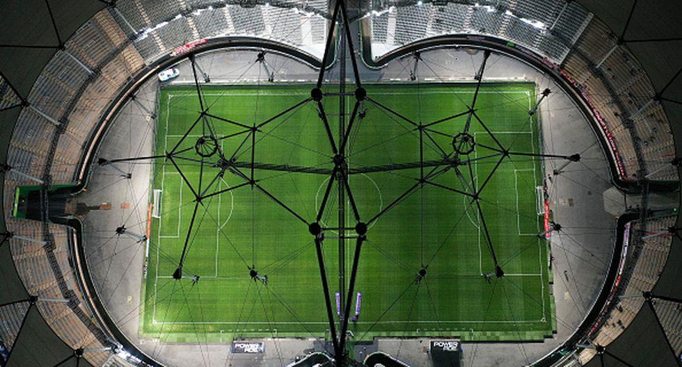 El Estadio Ciudad de La Plata de Argentina. Tiene una capacidad para 53 000 personas. (FOTO: Agencias)