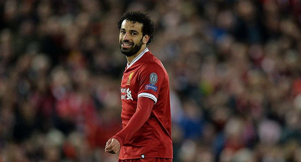 Mohamed Salah es el mejor futbolista del mundo, afirma Steven Gerrard