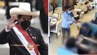 """Pedro Castillo advirtió a delincuentes extranjeros: """"Tienen 72 horas para salir del país"""""""