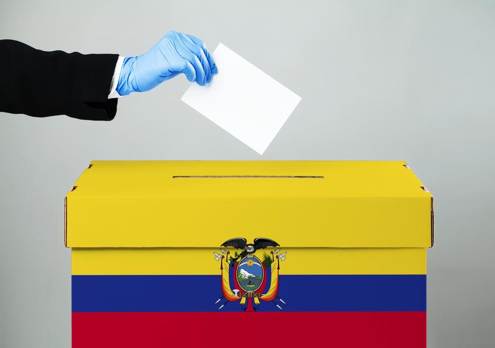 Este domingo 11 de abril se conocerá al nuevo presidente de Ecuador. (Foto: Internet)