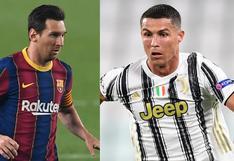 Juventus-Barcelona: fechas y horarios confirmados para el Cristiano vs. Messi por Champions