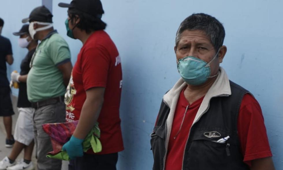 Hoy se anunciarán nuevas cifras del coronavirus en el Perú   FOTO: GEC
