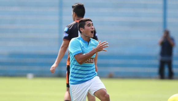 Irven Ávila lleva 99 goles con Sporting Cristal. (Foto: GEC)