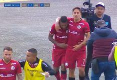 Universitario vs. UTC: Jean Deza comete garrafal error y Alberto Quintero pone el 1-0 | VIDEO
