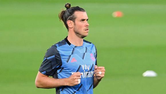 Gareth Bale está perdiendo su tiempo en Real Madrid, aseguró Ramón Calderón. (Foto: AFP)