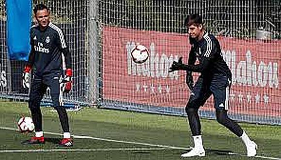 PSG vs. Real Madrid: La catastrófica estadística de Thibaut Courtois que hace extrañar más a Keylor Navas