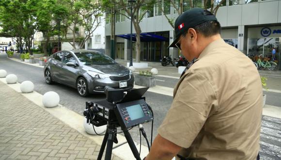 Los vehículos tendrán que respetar los nuevos límites de velocidad en zonas urbanas. (Difusión)