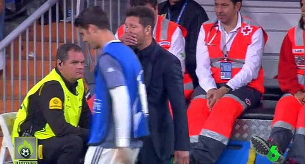 Real Madrid: Morata reveló qué le pidió Diego Simeone [VIDEO]