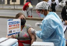 COVID-19: inmediaciones de iglesia Las Nazarenas serán punto de vacunación durante octubre