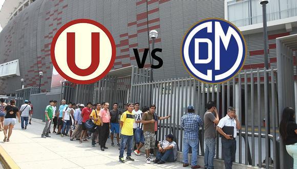 Universitario vs. Municipal: hinchas hacen largas colas en el Nacional para comprar entradas en boleterías | FOTO