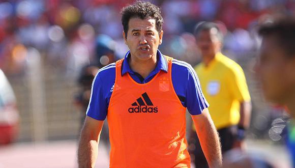 Sporting Cristal: Daniel Ahmed asegura que empate de Juan Aurich no es un golpe