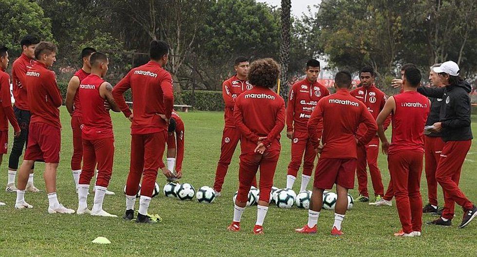 Universitario y las dos bajas que tendrá para el duelo ante Caimanes en la Copa Bicentenario