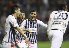 Alianza Lima venció 3-1 a Sport Huancayo y sumó 32 puntos en el Torneo Clausura