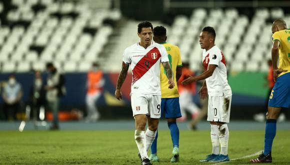 Perú no fue el mismo en rendimiento con respecto al que enfrentó a Brasil el 2020 por las Eliminatorias.