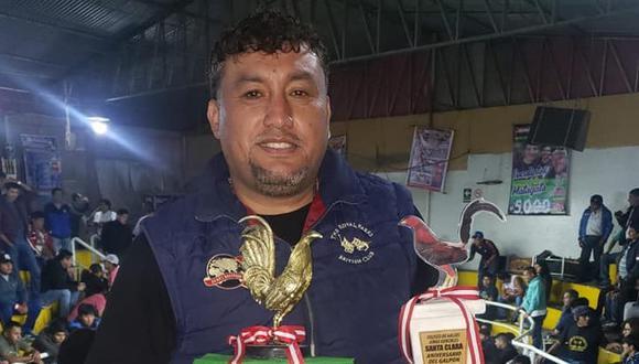 Julio César Aguirre Alegría fue hallado sin vida por sus familiares en su vivienda en Santa Anita. (Foto:Facebook de Julio Aguirre)