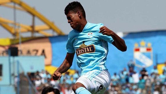 Yulián Mejía y la 'amenaza' a Sporting Cristal para la Copa Sudamericana 2019