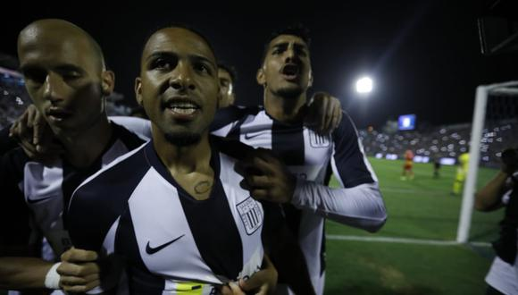 Alianza Lima gana en Matute ante Atlético Grau por la fecha 3 del Torneo Apertura | Foto: Giancarlo Avila/Gec