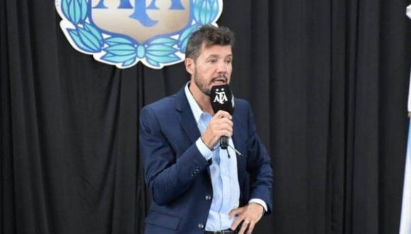 Marcelo Tinelli es el nuevo presidente de la Superliga Argentina