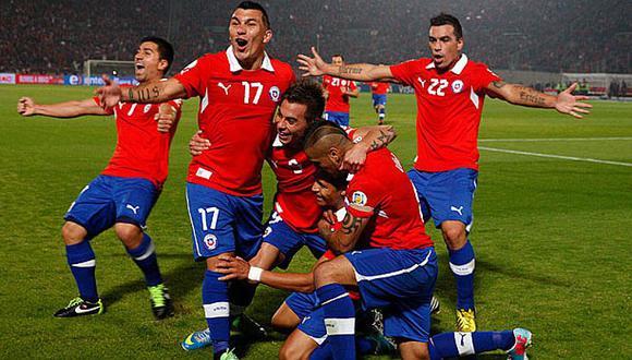 Selección de Chile sorprende con lista de convocados