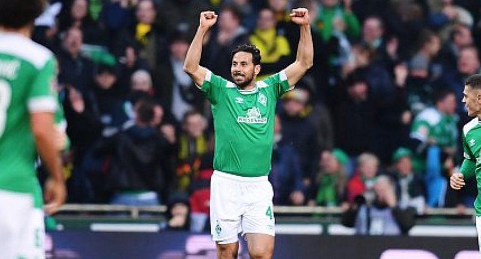 Claudio Pizarro: así reaccionó la prensa de Alemania tras la renovación con Werder Bremen | FOTOS