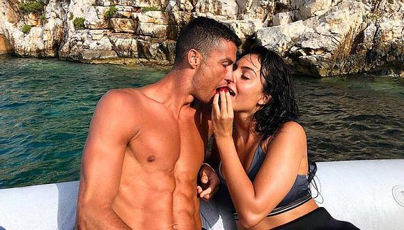 Georgina Rodríguez: Cristiano Ronaldo y su insólita revelación sobre tener sexo con la modelo | VIDEO
