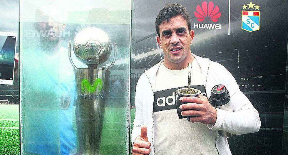 Sporting Cristal: Diego Ifrán espera lograr título ante Melgar