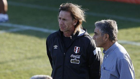Selección peruana   La razón por la que Ricardo Gareca le dedicó el triunfo a Juan Carlos Oblitas