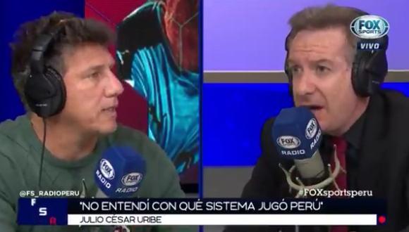 """Fleischman resalta ausencia de Yotún ante Uruguay y Maestri responde: """"Si jugaban Suárez y Cavani nos hacían 3 o 4"""""""