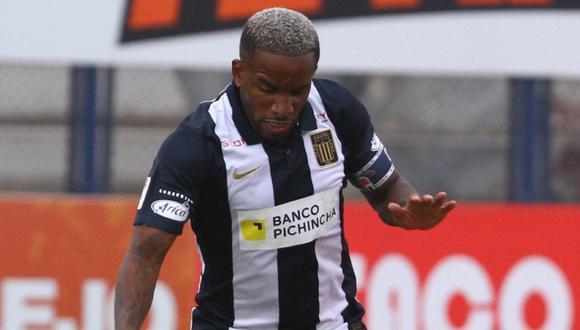Jefferson Farfán habló después de cumplir 100 partidos con Alianza Lima. (Foto: Liga Profesional de Fútbol)