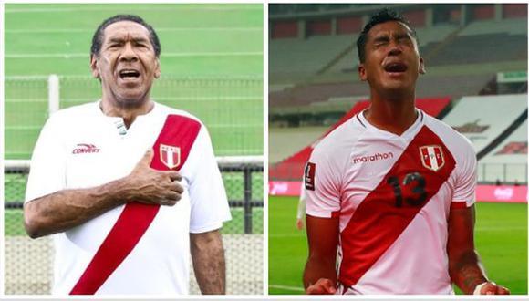 """Julio Meléndez envió un mensaje a Renato Tapia, quien se peleó con el """"Chorri"""" Palacios. (Foto: AFP)"""