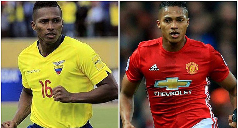 Ecuador vs. Chile | Antonio Valencia y su preocupante estado físico para choque con La Roja | FOTO